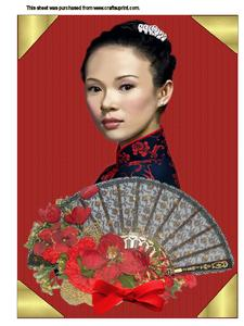 Oriental Beauty Kit