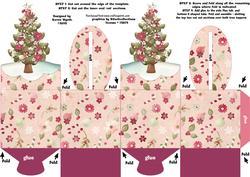 Xmas Tree Box