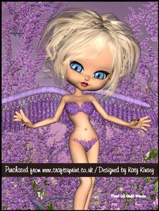 Seraphina Angel A4 Pyramage Card Kit