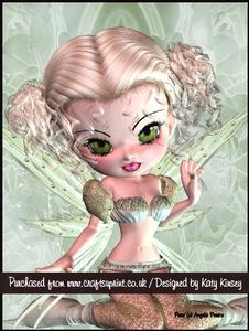 Honeydew Fairy A4 Pyramage Card Kit