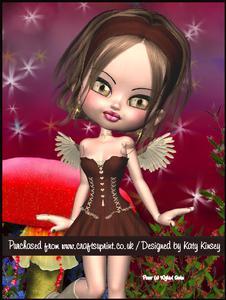 Hope Fairy A4 Pyramage Card Kit