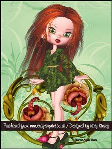 Erin A4 Pyramage Card Kit