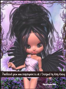 Anastasia Fairy A5 Pyramage Card Kit