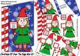 Christmas Elf Over the Edge Mini Kit