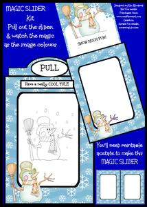 Magic Slider Kit, Frostie