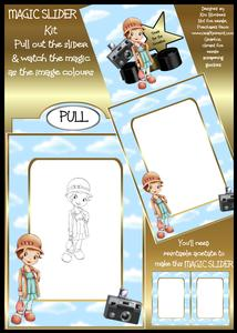 Magic Slider Kit - What to Wear