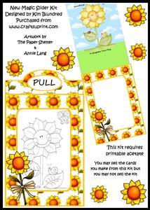 Magic Slider Kit - All Things Bright & Beautiful