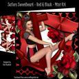 Sailors Sweetheart - Red & Black - Mini Kit