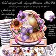 Celebratory Month - Spring Blossoms