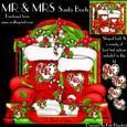 Mr & Mrs Santa Boots