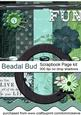 Beadal Bud Scrapbook Kit