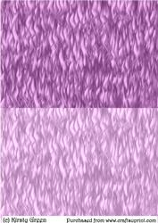 Duel - Pastel Purple Fire Backing Paper
