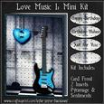 Love Music 1 Pyramage Mini Kit