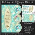 Wedding at Tiffanys Round Edged Card Mini Kit