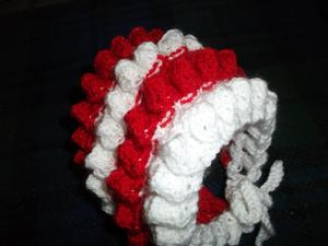 Total Frills Baby Hat