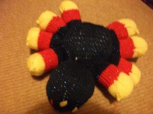 Woolly Spider Toy