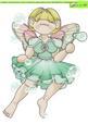 Bubble Fairy Doodles Large Image