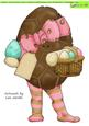 Easter Egg Doodles Large Image