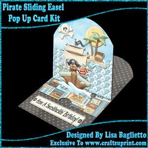 pop up pirate instructions