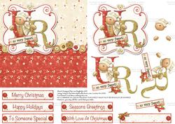 So Very Sweet - Cute Christmas Cookie Step by Step Card