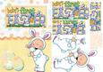 Baby Bunny's 1st Easter Step by Step & Pyramid Card