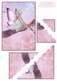 Butterfly Ballet - Fairy Scalloped Corner Stacker Card