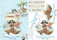 Swashbucklin' Birthday - Pirate Step by Step Card