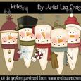 Icicles Clip Art