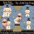 Snow Pals Snow Globes