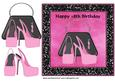 Pink Shoes - 18th Birthday