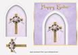 Cross & Arch Easter Card 2