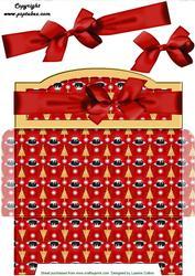 Yummy Christmas Money Gift Envy