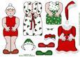 Dress-up Mrs. Claus