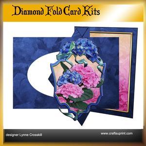 Spring Flowers Diamond Card Kit