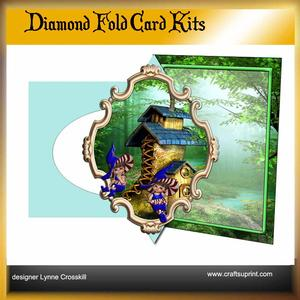 The Old Shoe Diamond Front Card Kit