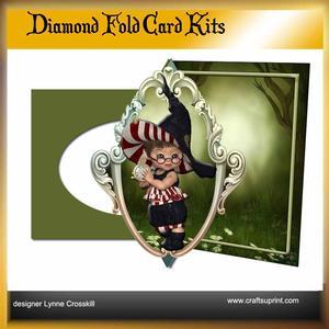 Tic Tock Diamond Front Card Kit