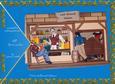 Last Branch Saloon 3D Box Card Kit