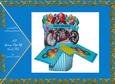 Happy Birthday (male) Spring Popup Card Kit