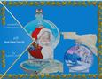 Ho!ho!ho! Christmas Ball Decoration Card Kit