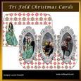 Winter Ball 3D Tri-fold Card & Envelope
