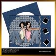 A Selfie Wrap Around Frame Card Kit