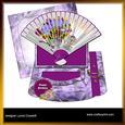 Tea & Pansy's Fan Easel Card Kit