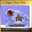 Christmas Fun 3 Stepper Card Kit