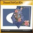 Bluebird Diamond Front Card Kit