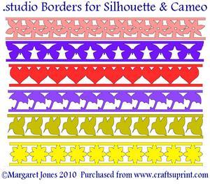 Borders, Corners and Flourishes