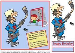 Hockey Players Are Smart