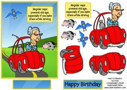 How to Prevent Old Age Card