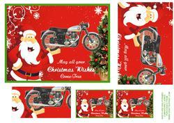 Santa Has a Special Gift