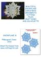 Snowflake 4 Cutting File