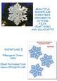 Snowflake 5 Cutting File